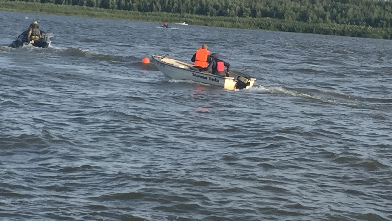 Чемпионат России 2016 Спиннинг с лодок Иваньковское Водохранилище